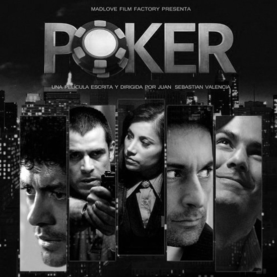 poker poster mad love natalia agudelo