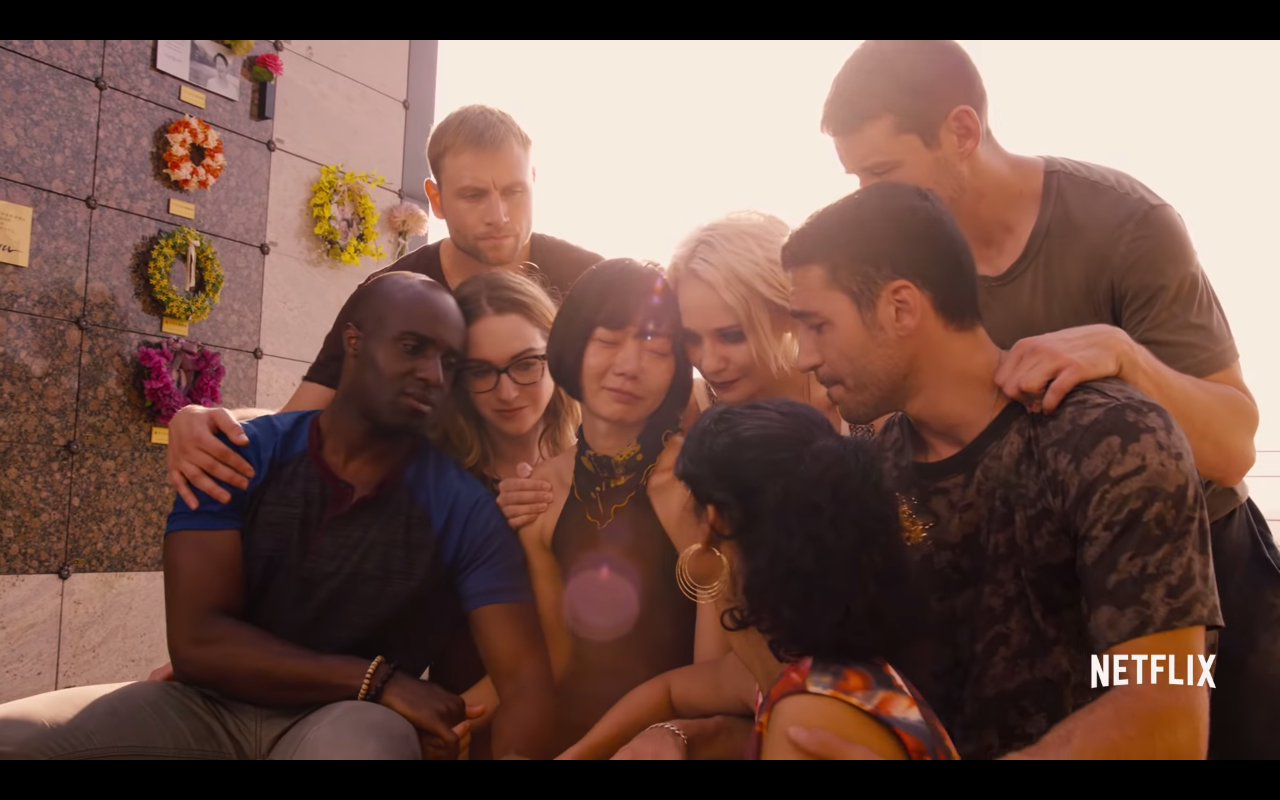 National Day Of Reconciliation ⁓ The Fastest Sense8 Trailer